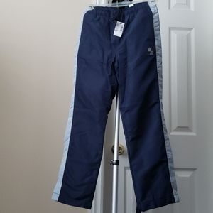 Boy's NWT size 7/8 fleece lined slush pants